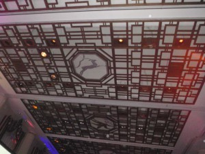 Waldorf Astoria Starlight Room Ceiling