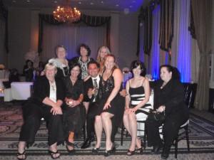 Aussie Authors Harlequin Party 2011