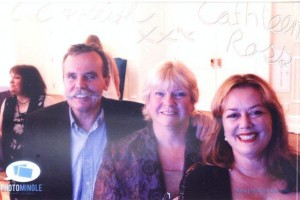 CC Coburn, Keith and Cathleen Harlequin Party Orlando