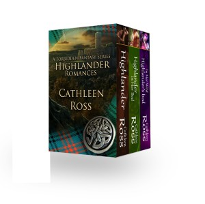 Higlander Romances Boxed Set