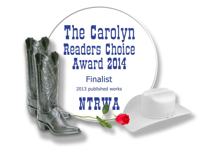 The Carolyn Readers Choice Award