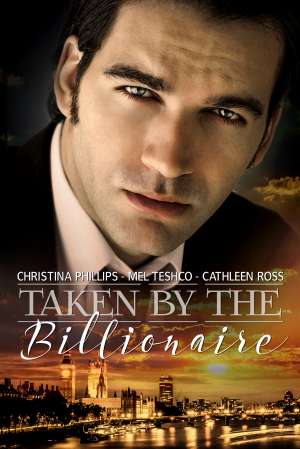 Taken by the Billionaire E-Book Cover