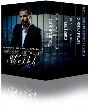 Taken by the Desert Sheikh Box Set1